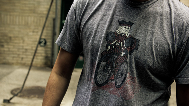 Bicycle King Shirt